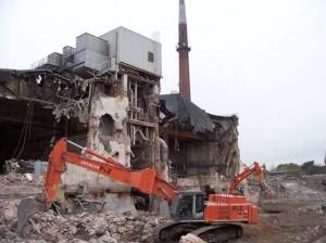 Vorausgegangene Untersuchung auf Altlasten bei ARGE StoraEnso in Düsseldorf Reisholz