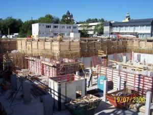 Vorausgegangenes Baugrundgutachten bei Basler Securitas in Bad Homburg