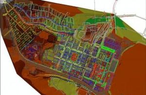 Umweltinformatik Darstellung der Raum- und Umweltdaten in unserem GIS